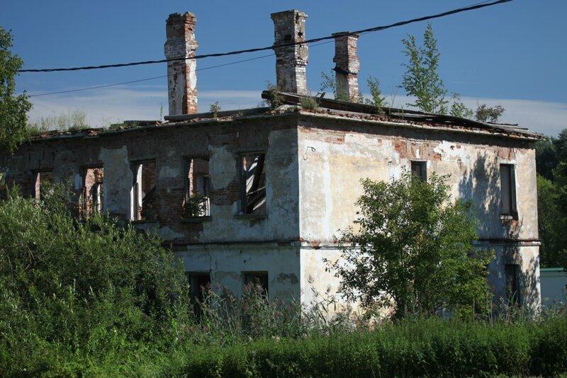 Старая Ладога - Свято-Успенский девичий Монастырь