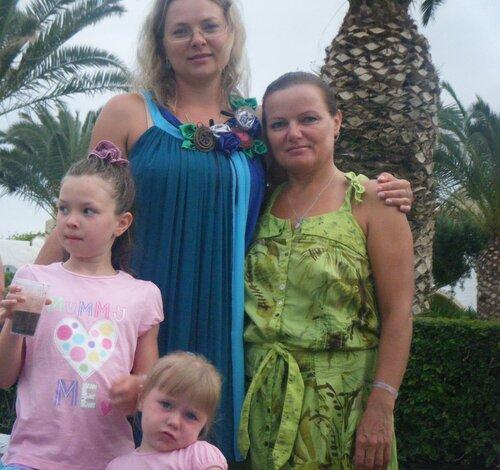 Три родных поколения