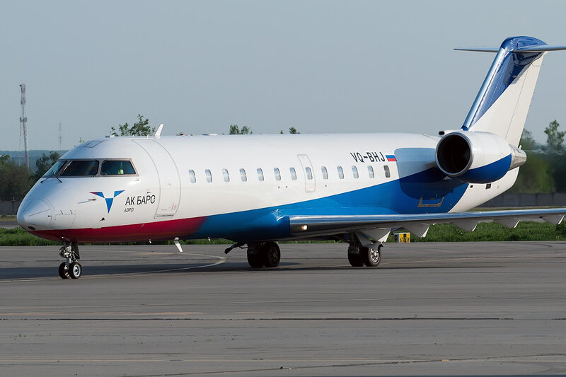 Bombardier CRJ-200ER (VQ-BHJ) Ак Барс DSC0594