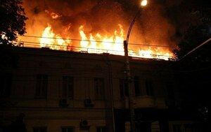 Была названа причина возгорания столичного ресторана