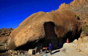 Семья мексиканцев уже 30 лет живёт в пещере