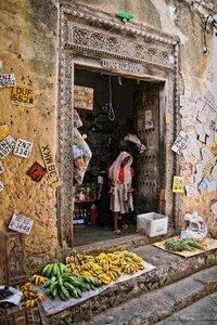 Рынок в Занзибар