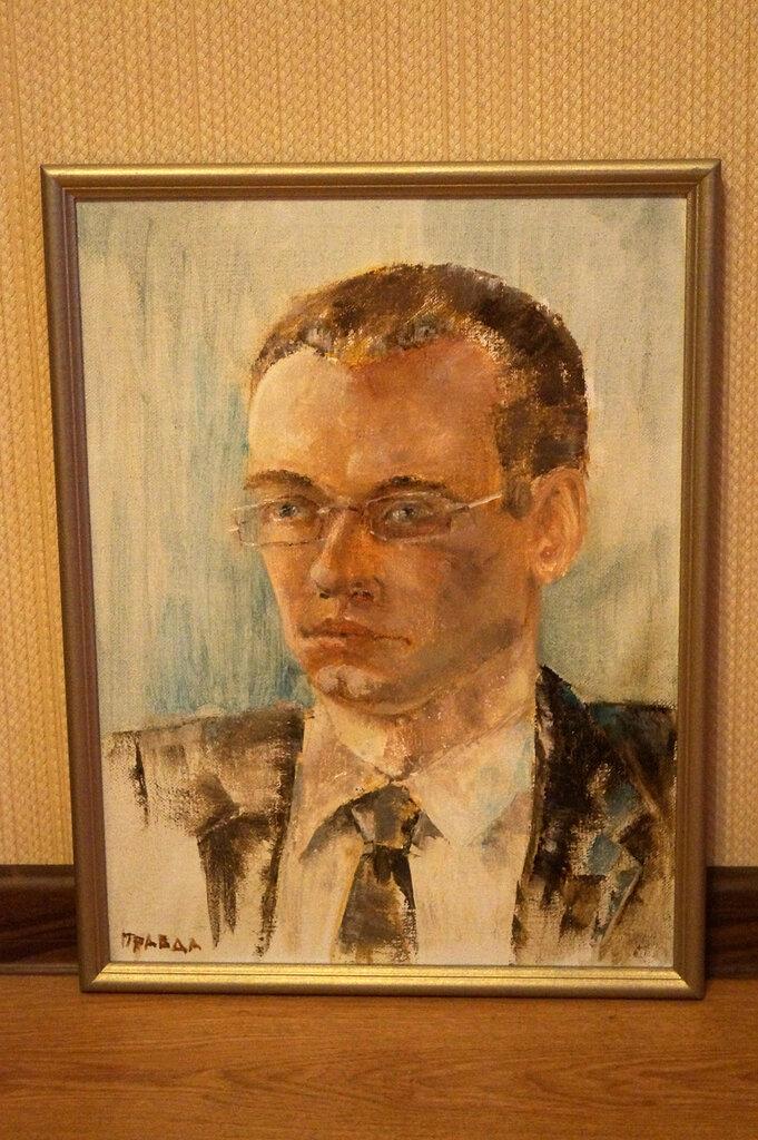 Портрет инженера