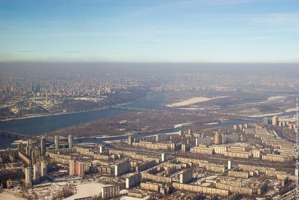 Киев с высоты (9 фото)