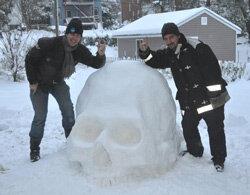 Немного о том, кто такой Снеговик