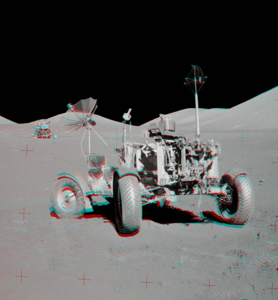 Последний полёт на Луну