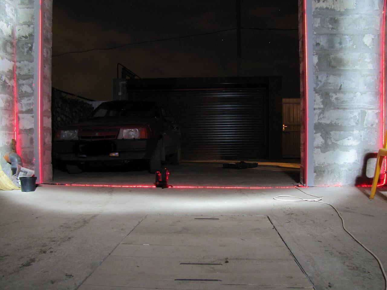 Фотографии секционных гаражных ворот