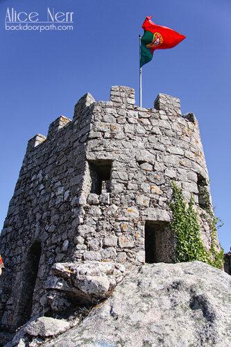 башня замка мавров, синтра