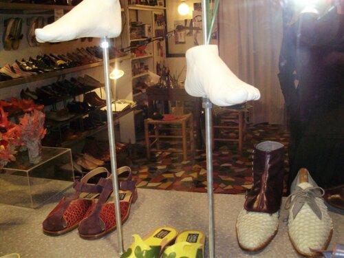 Обувной магазинчик в Венеции