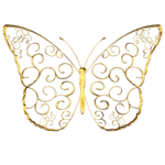 Gold Ornate Butterfly 2.png