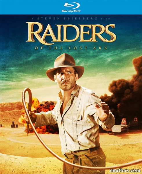 Raiders of the lost ark sign movie poster