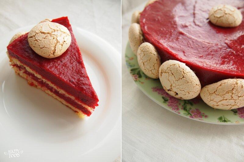 Едим дома ореховый торт фото 7