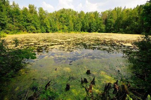 Озеро Шайтанка