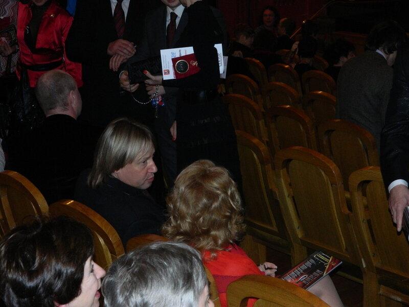 Музыкальное сердце театра 2012
