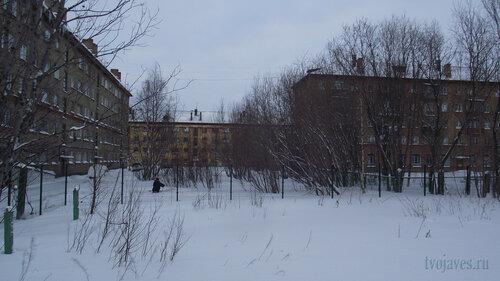 Фотография Инты №2786  Гагарина 11, 7 и 13 31.01.2013_13:25