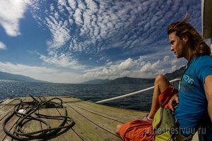 Индонезия, озеро Тоба