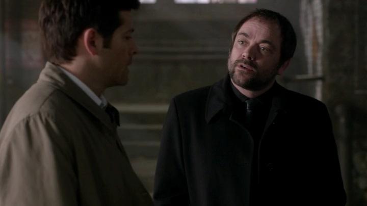 Новый персонаж в 11 сезоне «Сверхъестественного»! И немного спойлеров