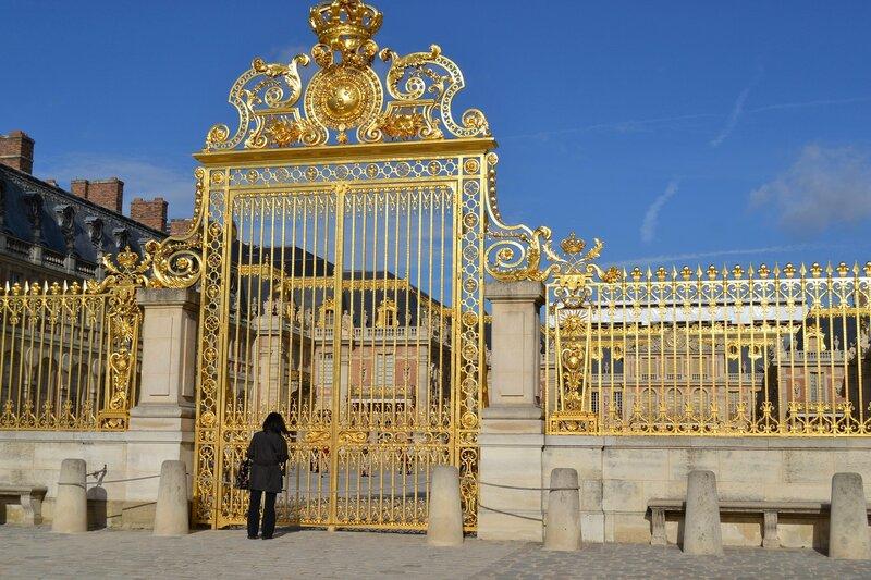 Ворота Версаля
