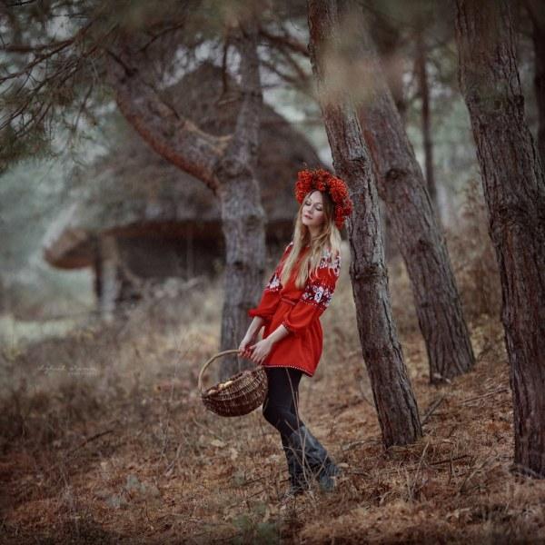 Оригинальные портреты от фотохудожницы Ирины Джуль