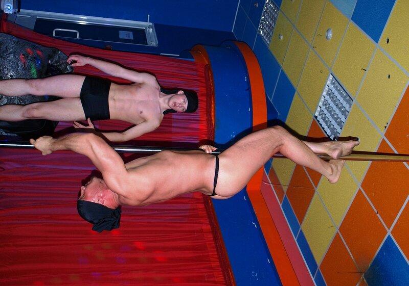 Homemade voyeur orgy bisexual