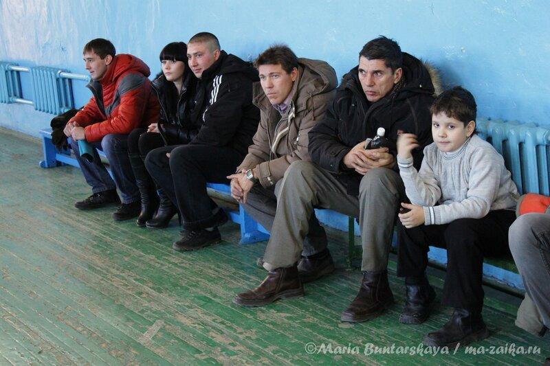 Турнир патриотов России по историческому фехтованию, Саратов, 15 декабря 2012 года