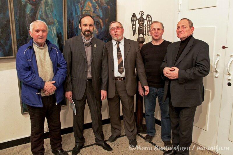 Вышитый проект Андрея Щербакова и Татьяны Хахановой, Саратов, 25 декабря 2012 года