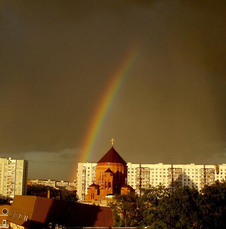 Армянский храм, улица Трифоновская