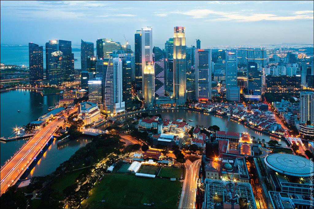 Путешествие в Сингапур