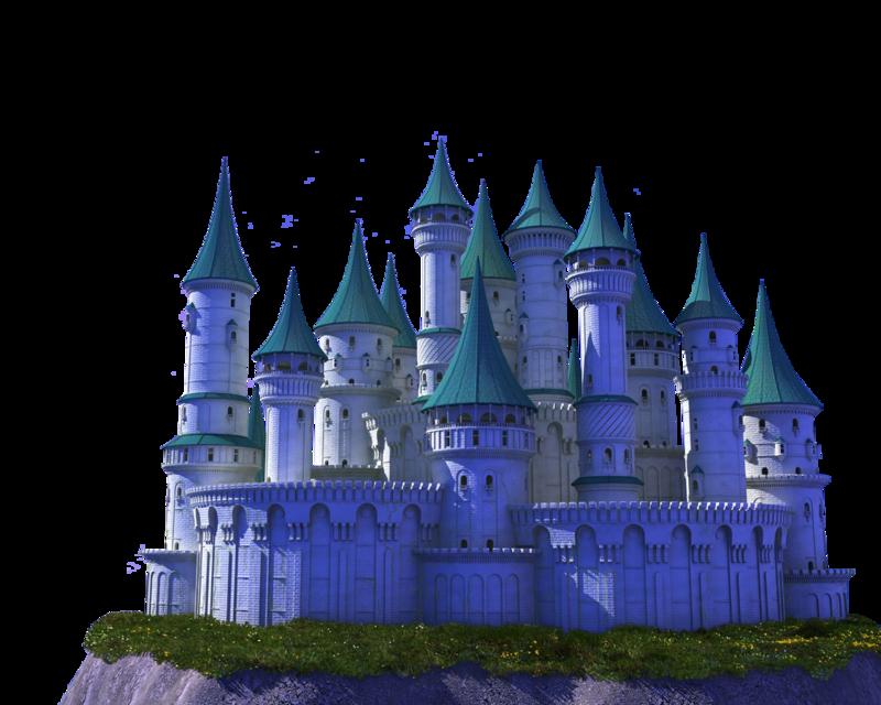 Картинки замков без фона