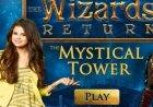 Игры Возвращение волшебников выстрой башню