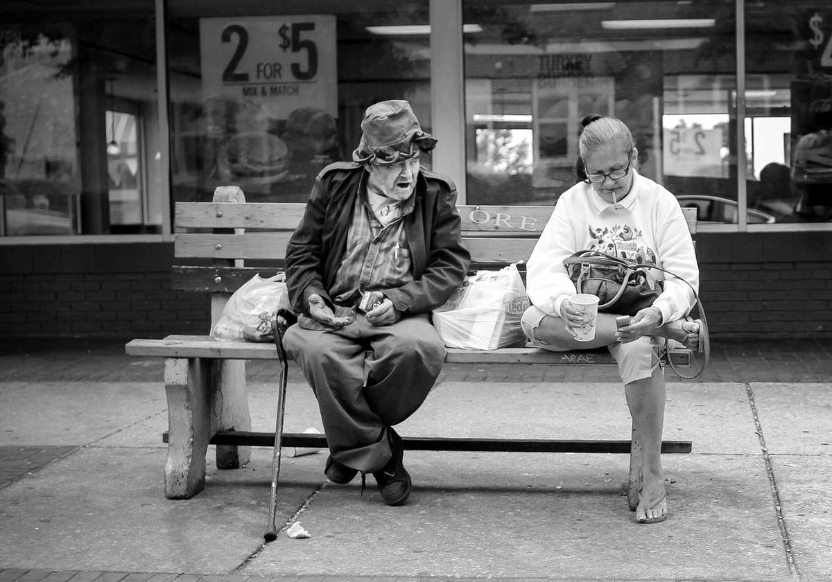 Неулыбчивая Америка: Черно-белая жизнь в бедных кварталах современного Балтимора (20)