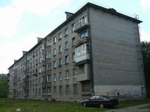 ул. Танкиста Хрустицкого 108
