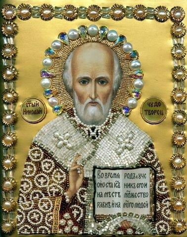 Николай Чудотворец (IV в.). Полулегендарный духовный деятель, будущий Архиепископ Мир Ликийских, покровитель...