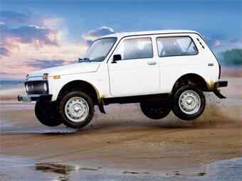 Lada 4х4: ржавчины будет меньше