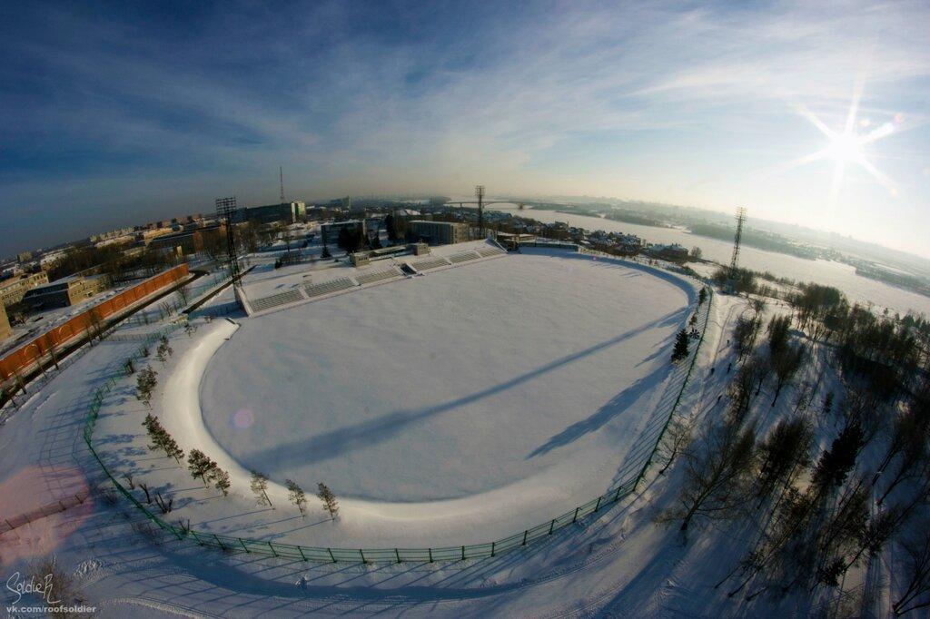 Советский парк, вышка