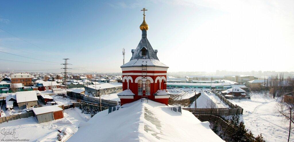 Свято-Никольско-Игнатьевская церковь