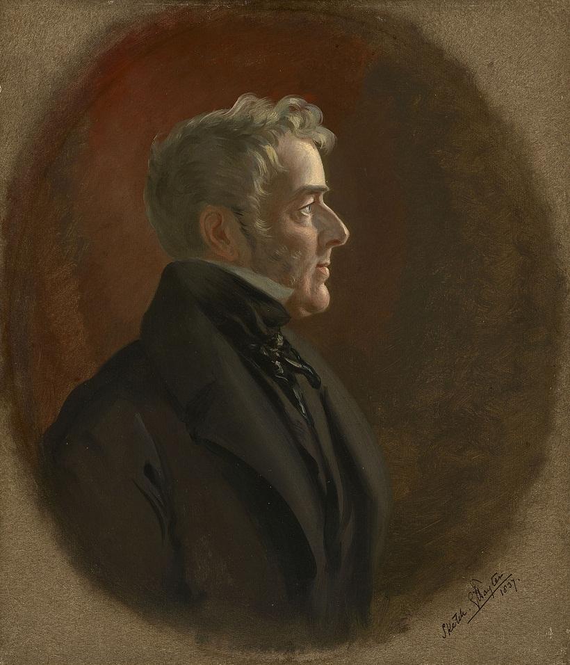Уильям Лэмб, 2-й виконт Мельбурн (1779-1848) 1837