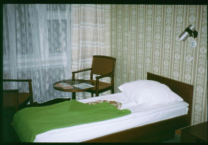 108. Номер в отеле в Иркутске.