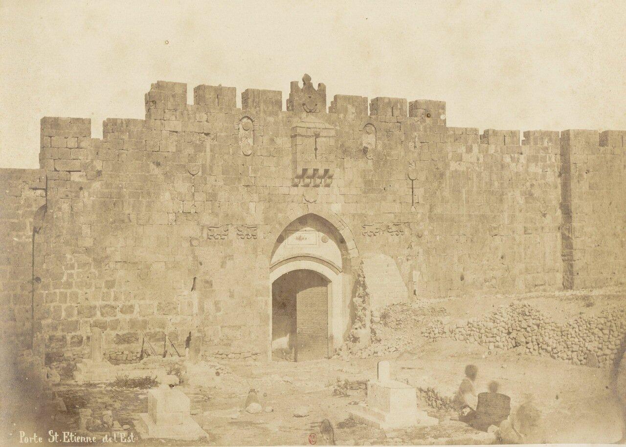 Львиные ворота, Иерусалим