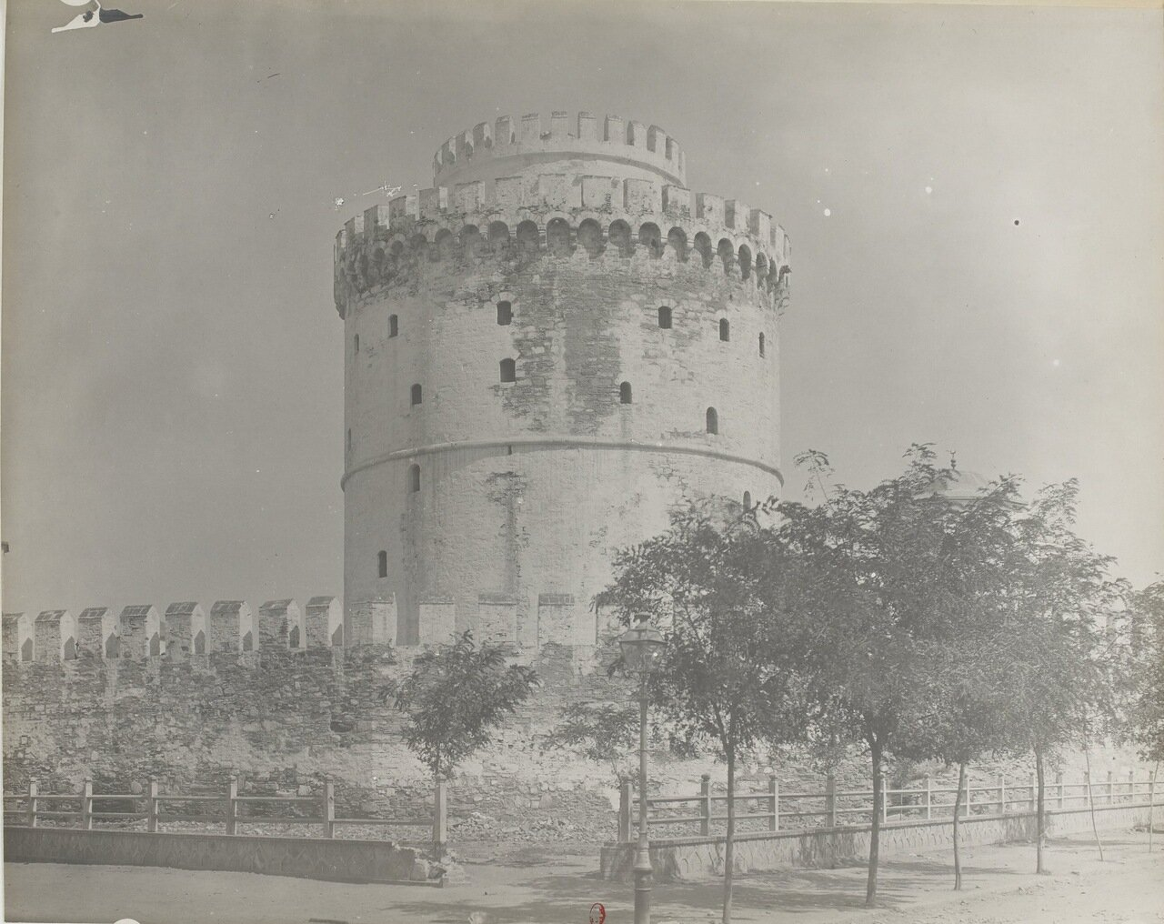 Турция. Салоники. Белая башня