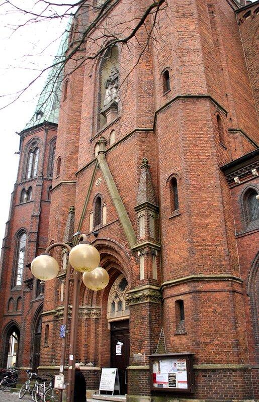 Церковь Св. Петра, Ольденбург