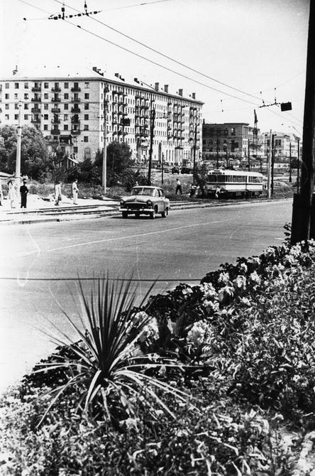 1961.07. Брест-Литовское шоссе
