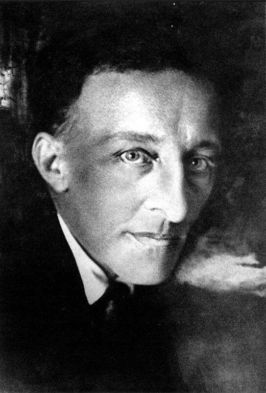 Блок, Александр, 1921, фото Наппельбаум, Моисей (1869-1958)