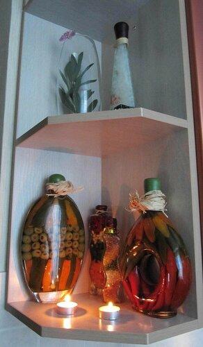 Коллекция бутылочек
