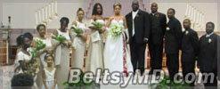 В США пара сочеталась узами брака на похоронах