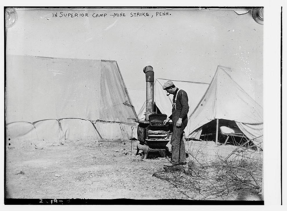 История в фотографиях: George Grantham Bain Collection