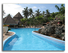 Кения. Момбаса. Diani Reef Beach Resort & Spa