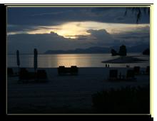 Малайзия. Лангкави. Tanjung Rhu Resort