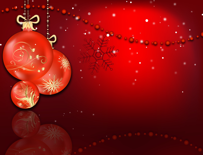 промысел новогодняя красная открытка том