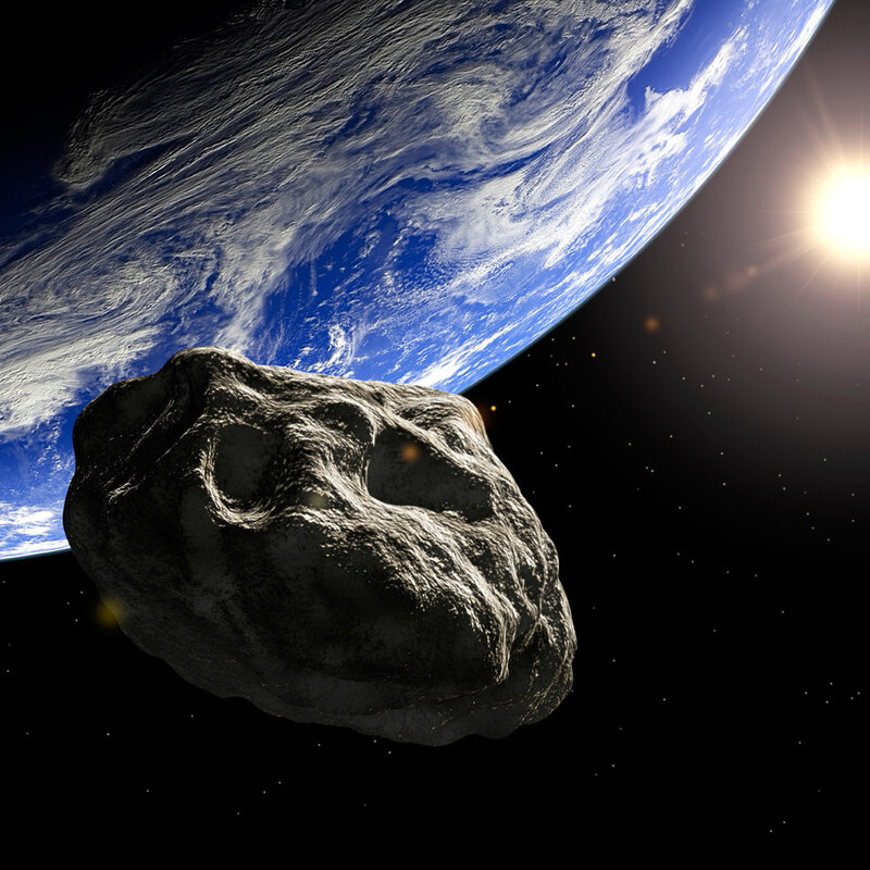 15-метровый астероид разминулся с Землей